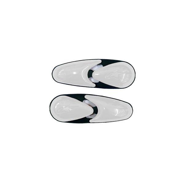 knee sliders alpinestars smx supertech gp tech r toe slider boots white in stock. Black Bedroom Furniture Sets. Home Design Ideas