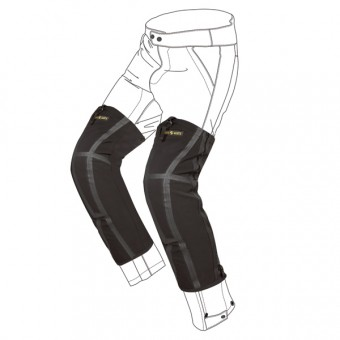 Knee Protectors Spidi Snug Knee Black