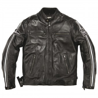 Motorcycle Jackets Helstons Ace Plain Black