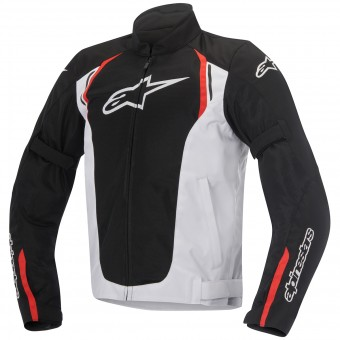 Motorcycle Jackets Alpinestars Ast Air Black White Red