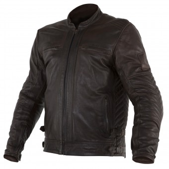 Motorcycle Jackets Overlap Barry Brown