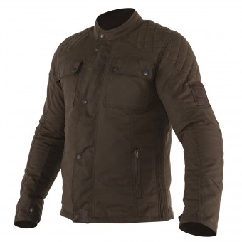 Motorcycle Jackets Overlap Phil 2 Brown