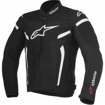Motorcycle Jackets Alpinestars T-GP Plus R V2 Air Black White