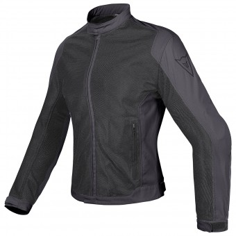 Motorcycle Jackets Dainese Air-Flux D1 Lady Black