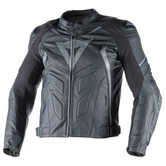 Motorcycle Jackets Dainese Avro D1 Black Anthracite