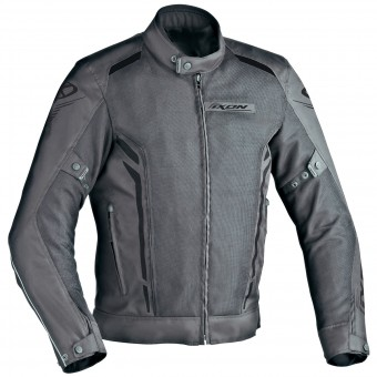 Motorcycle Jackets Ixon Cooler Black