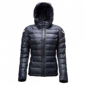 Motorcycle Jackets Blauer Easy Winter Woman Navy Blue
