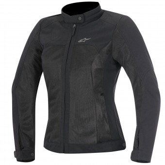 Motorcycle Jackets Alpinestars Eloise Air Black