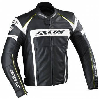 Motorcycle Jackets Ixon Fueller Dry Black White Yellow