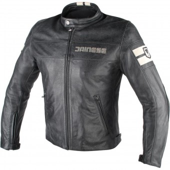 Motorcycle Jackets Dainese HF D1 Black Ice