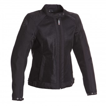 Motorcycle Jackets Bering Lady Wave Black