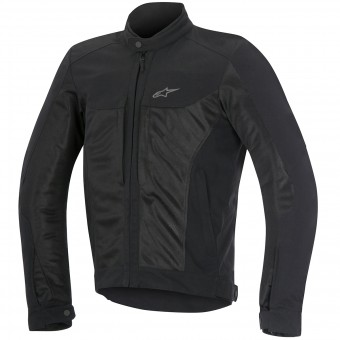Motorcycle Jackets Alpinestars Luc Air Black