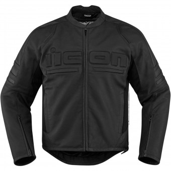 Motorcycle Jackets ICON Motorhead 2 Stealth