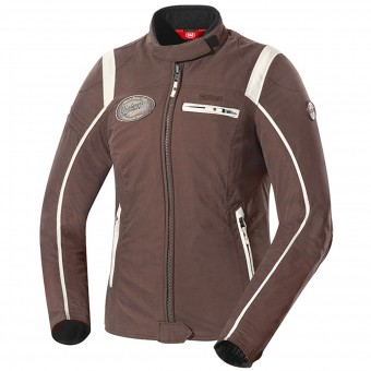 Motorcycle Jackets IXS Ridley Lady Brown