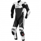 Leather Motorcycle Suits Alpinestars Atem Suit Black White