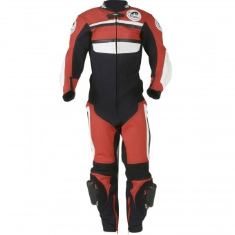 Leather Motorcycle Suits Furygan Child's Suit Black Red White