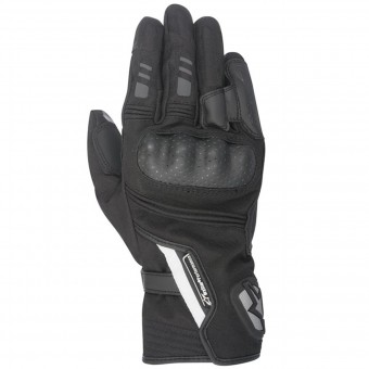 Motorcycle Gloves Alpinestars Rover St Drystar Black
