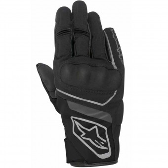 Motorcycle Gloves Alpinestars Syncro Drystar Black
