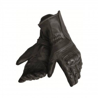 Motorcycle Gloves Dainese Assen Black