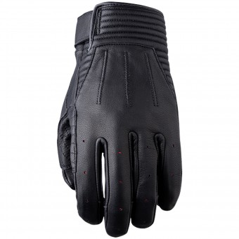 Motorcycle Gloves Five Dakota Black