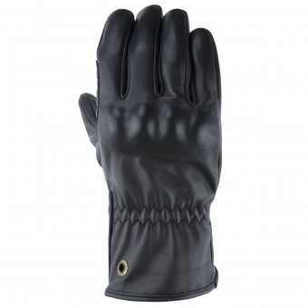 Motorcycle Gloves V'Quattro Dust Black