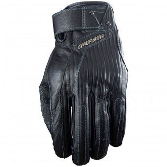 Motorcycle Gloves Five El Camino Black