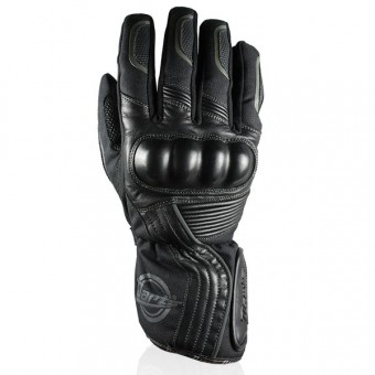Motorcycle Gloves Darts Huston Black