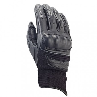 Motorcycle Gloves Ixon RS Hunt HP Black
