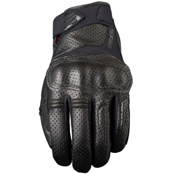 Motorcycle Gloves Five RS2 Black