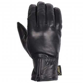 Motorcycle Gloves V'Quattro Reed Gore-Tex Black