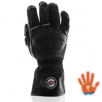 Motorcycle Gloves Darts Warm Up Heated