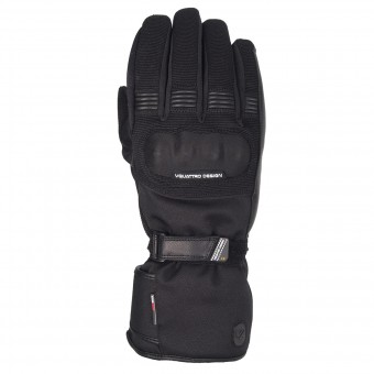 Motorcycle Gloves V'Quattro Active 16 Black