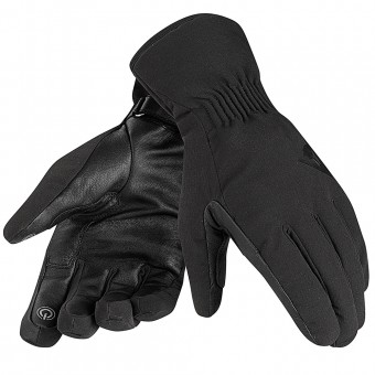 Motorcycle Gloves Dainese Boulevard D-Dry Black