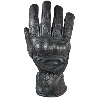 Motorcycle Gloves Darts Caline Black