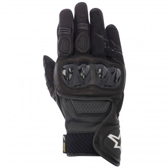 Motorcycle Gloves Alpinestars Celer X-Trafit Black