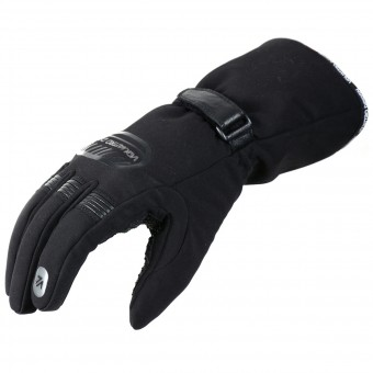 Motorcycle Gloves V'Quattro Core Kid Black