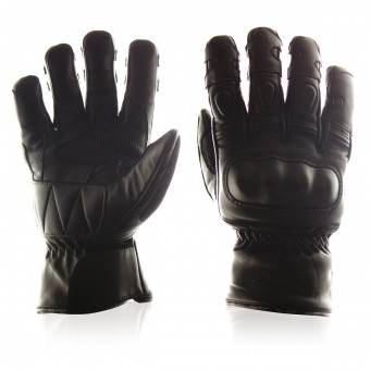 Motorcycle Gloves Darts Corner Black