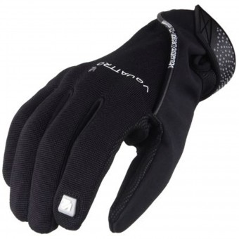 Motorcycle Gloves V'Quattro District Black