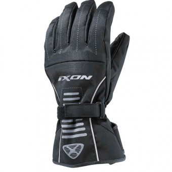 Motorcycle Gloves Ixon Pro Level 2 Black Grey