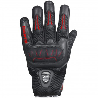 Motorcycle Gloves Darts Leader Red