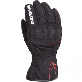 Motorcycle Gloves Bering Leni Child's Black