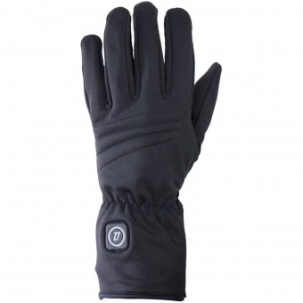 Motorcycle Gloves Darts Light Up Heated Black