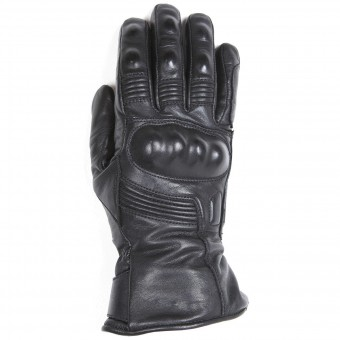 Motorcycle Gloves Helstons Lightning Woman Leather Black