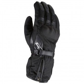 Motorcycle Gloves Furygan Quartz Black