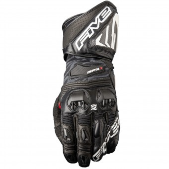 Motorcycle Gloves Five RFX1 Black