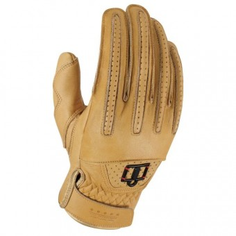 Motorcycle Gloves ICON Rimfire Tan