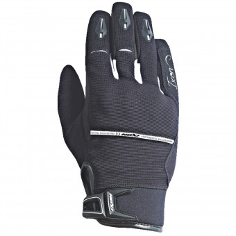 Motorcycle Gloves Ixon RS Dry Lady HP Black White