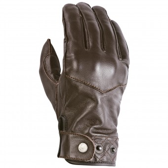 Motorcycle Gloves Ixon Rs Venge Hp Brown