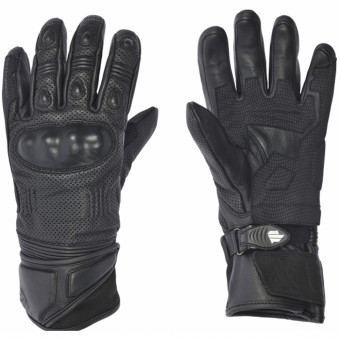 Motorcycle Gloves Motomod RS05 Black