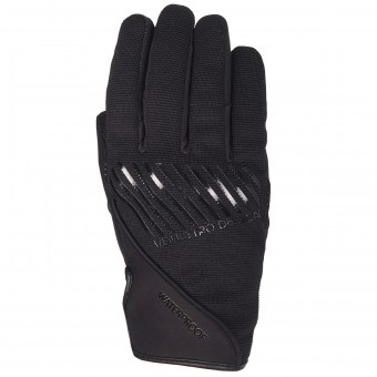Motorcycle Gloves V'Quattro Section Black